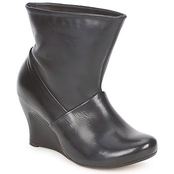 Pantofi Femei Botine Vialis SILINI Negru