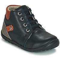 Pantofi Băieți Pantofi sport stil gheata André BAMBIN Bleumarin