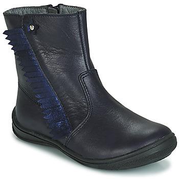 Pantofi Fete Ghete André INDIANA Albastru