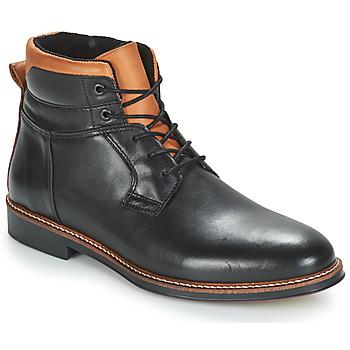 Pantofi Bărbați Ghete André SINTRA Negru