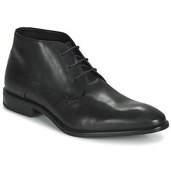Pantofi Bărbați Ghete André CROWE Negru