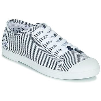 Pantofi Femei Pantofi sport Casual Le Temps des Cerises BASIC 02 Albastru / Alb