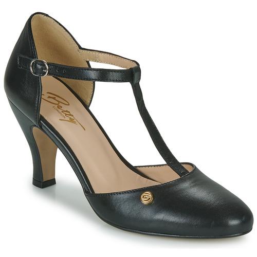 Pantofi Femei Pantofi cu toc Betty London EPINATE Negru