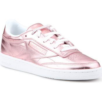 Pantofi Femei Pantofi sport Casual Reebok Sport Club C 85 S Shine CN0512 pink