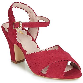 Pantofi Femei Sandale  Miss L'Fire BEATRIZ Roșu