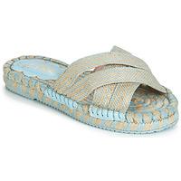 Pantofi Femei Sandale  Miss L'Fire BOHEME Bej