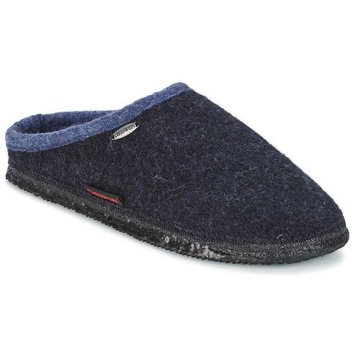 Pantofi Papuci de casă Giesswein DANNHEIM Albastru