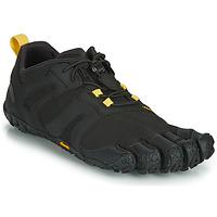 Pantofi Femei Trail și running Vibram Fivefingers V-TRAIL Negru / Galben