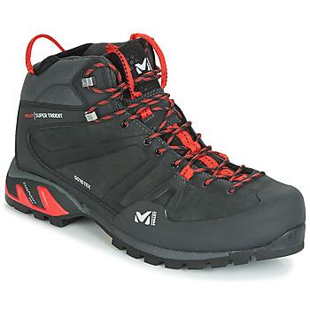 Pantofi Bărbați Pantofi sport stil gheata Millet SUPER TRIDENT GTX Negru / Roșu