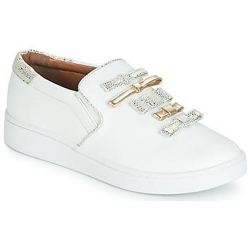 Pantofi Femei Pantofi Slip on Cristofoli JOLA Alb