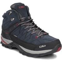 Pantofi Bărbați Drumetie și trekking Cmp 3Q1294762BN Negre, Albastru marim