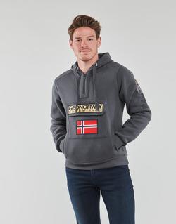 Îmbracaminte Bărbați Hanorace  Geographical Norway GYMCLASS Gri