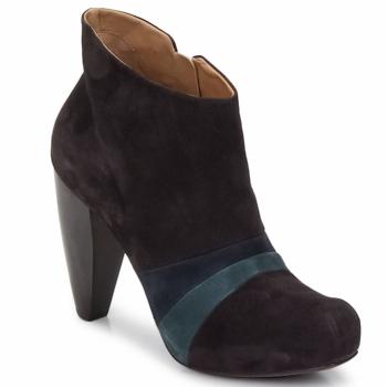Pantofi Femei Botine Coclico LESSING Maro