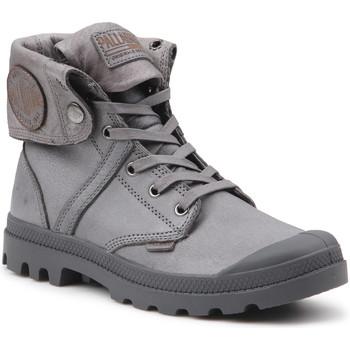 Pantofi Drumetie și trekking Palladium Manufacture PLBRS BGZ L2 U 73080-021-M grey
