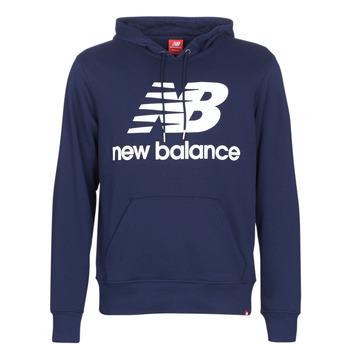Îmbracaminte Bărbați Hanorace  New Balance NB SWEATSHIRT Bleumarin