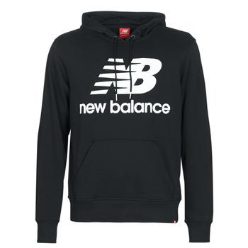 Îmbracaminte Bărbați Hanorace  New Balance NB SWEATSHIRT Negru