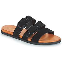 Pantofi Femei Papuci de vară Volcom BUCKLE UP BUTTERCUP Negru
