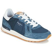Pantofi Bărbați Pantofi sport Casual Pepe jeans TINKER PRO Albastru