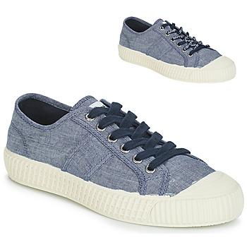 Pantofi Femei Pantofi sport Casual Pepe jeans ING LOW Albastru