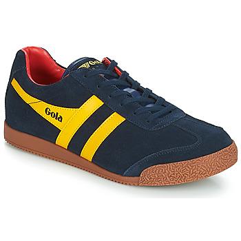 Pantofi Bărbați Pantofi sport Casual Gola HARRIER Albastru / Galben