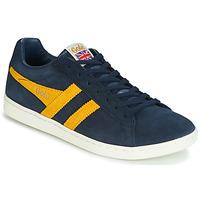 Pantofi Bărbați Pantofi sport Casual Gola EQUIPE SUEDE Albastru / Galben