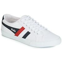 Pantofi Bărbați Pantofi sport Casual Gola VARSITY Alb