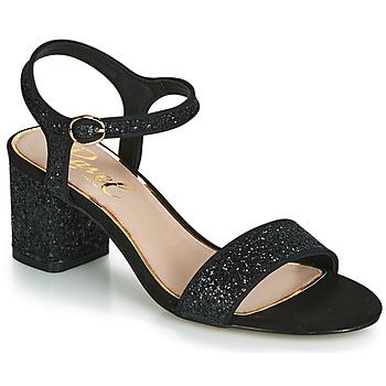 Pantofi Femei Sandale  Ravel WALTON Negru