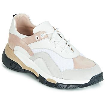 Pantofi Femei Pantofi sport Casual Tosca Blu KELLY Alb / Bej