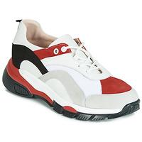Pantofi Femei Pantofi sport Casual Tosca Blu KELLY Alb / Roșu
