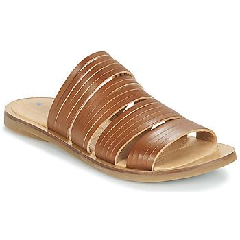 Pantofi Femei Papuci de vară El Naturalista TULIP Maro