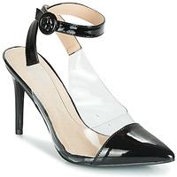 Încăltăminte Femei Pantofi cu toc Cassis Côte d'Azur CRISTI Negru
