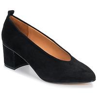 Pantofi Femei Sandale și Sandale cu talpă  joasă Emma Go MIRA Negru