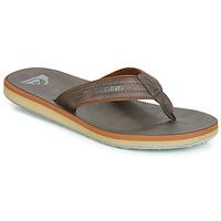 Pantofi Bărbați  Flip-Flops Quiksilver CARVER NUBUCK M SNDL CTK1 Maro