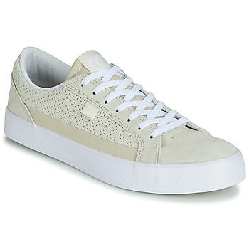 Pantofi Bărbați Pantofi sport Casual DC Shoes LYNNFIELD SE M SHOE SFW Alb
