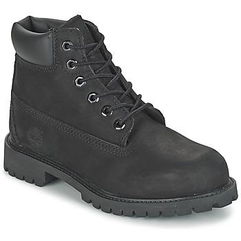 Pantofi Copii Ghete Timberland 6 IN CLASSIC Negru