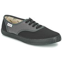 Pantofi Pantofi sport Casual Victoria INGLESA BICOLOR Antracit