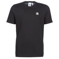 Îmbracaminte Bărbați Tricouri mânecă scurtă adidas Originals ESSENTIAL T Negru