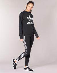 Îmbracaminte Femei Colanti adidas Originals TREFOIL TIGHT Negru