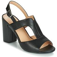 Pantofi Femei Sandale  Moony Mood JALILIA Negru