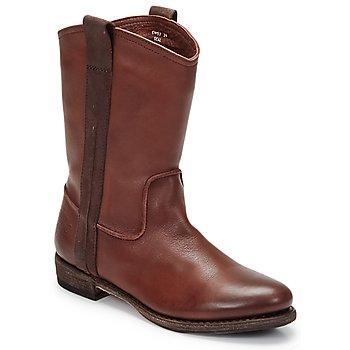 Pantofi Bărbați Ghete Blackstone BOLOGNA HORSES Maro