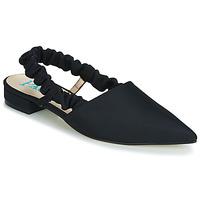 Pantofi Femei Sandale și Sandale cu talpă  joasă Paco Gil MARGAUX Negru