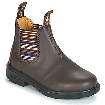 Pantofi Copii Ghete Blundstone KID'S BLUNNIES Maro