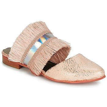 Pantofi Femei Papuci de vară Papucei ENVY Roz