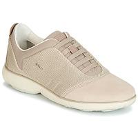 Încăltăminte Femei Pantofi sport Casual Geox D NEBULA Bej / Crem