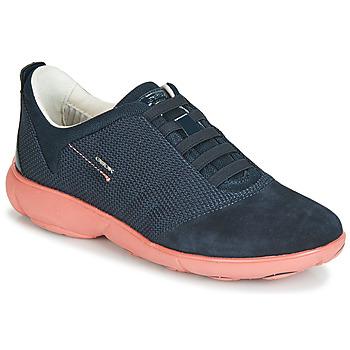 Încăltăminte Femei Pantofi sport Casual Geox D NEBULA Bleumarin