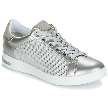 Încăltăminte Femei Pantofi sport Casual Geox D JAYSEN Argintiu
