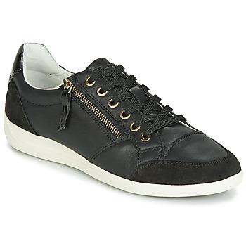 Pantofi Femei Pantofi sport Casual Geox D MYRIA Negru