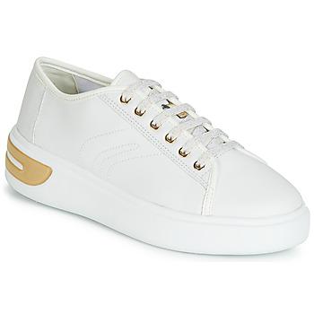 Pantofi Femei Pantofi sport Casual Geox D OTTAYA Alb