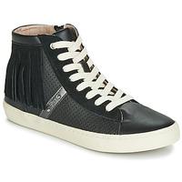 Încăltăminte Fete Pantofi sport stil gheata Geox J KILWI GIRL Negru