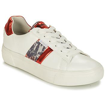 Încăltăminte Femei Pantofi sport Casual Refresh 69954 Alb / Roșu